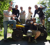 Berner Oberland Gruppen Event Quad Tour