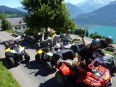 Quad Tour mit unvergesslichen Aussichtspunkten im Berner Oberland