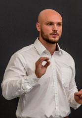 Michael Haller, International Barista Trainer  Coffee Sommelière