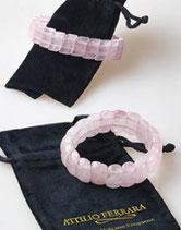Rosenquarzarmband