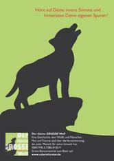 Valerie Forster, Bonusmaterial, Karte 2, Der kleine GROSSE Wolf