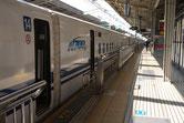 ストレッチャーを使用した新幹線東京駅のお迎え、出発
