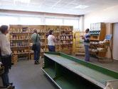 Bibliothek in Trosly