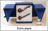 Ecrin à pipes