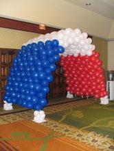 entrada de globos