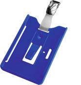 Ausweishalter mit Saugknopf