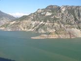 Le lac ocre