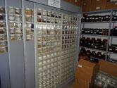 La banque de semences et de conserves