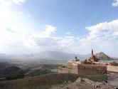 Derniere visite turque. Le Palais de Dogubayazit