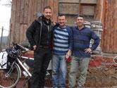 Accueil chez Turgut et Kamil