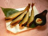 宗谷産 氷下魚(こまい)