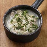 くずし豆腐スープ