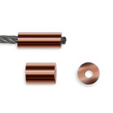 Copper Ferrules - Round