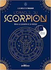 L'oracle du scorpion, Pierres de Lumière, tarots, lithothérpie, bien-être, ésotérisme
