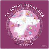 La ronde des anges,  Pierres de Lumière, tarots, lithothérpie, bien-être, ésotérisme