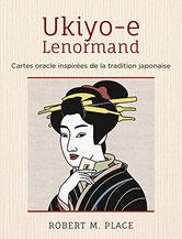 Oracle Ukiyo-E Lenormand, Pierres de Lumière, tarots, lithothérpie, bien-être, ésotérisme