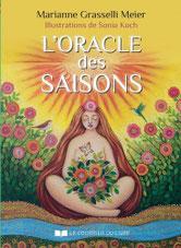 L'oracle des saisons, Pierres de Lumière, tarots, lithothérpie, bien-être, ésotérisme