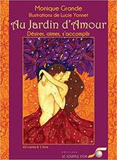 Au Jardin d'Amour, Pierres de Lumière, tarots, lithothérpie, bien-être, ésotérisme