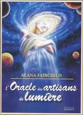 Oracle des artisans de lumière, Pierres de Lumière, tarots, lithothérpie, bien-être, ésotérisme