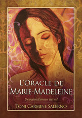 Oracle de Marie Madeleine, Pierres de Lumière, tarots, lithothérpie, bien-être, ésotérisme