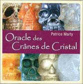 Oracle des Crânes de Cristal, Pierres de Lumière, tarots, lithothérpie, bien-être, ésotérisme