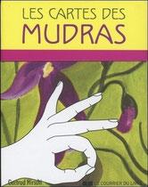 Les cartes des Mudras,  Pierres de Lumière, tarots, lithothérpie, bien-être, ésotérisme