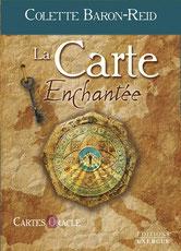 La carte enchantée,  Pierres de Lumière, tarots, lithothérpie, bien-être, ésotérisme