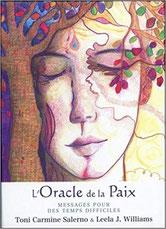 L'oracle de la paix, Pierres de Lumière, tarots, lithothérpie, bien-être, ésotérisme