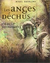 Les anges déchus, Pierres de Lumière, tarots, lithothérpie, bien-être, ésotérisme