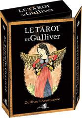 Le ttarot de Gulliver,  Pierres de Lumière, tarots, lithothérpie, bien-être, ésotérisme
