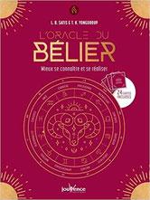 L'oracle du bélier, Pierres de Lumière, tarots, lithothérpie, bien-être, ésotérisme