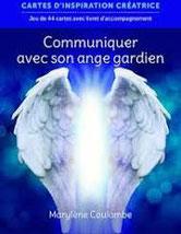 Pour communiquer avec son ange gardien,  Pierres de Lumière, tarots, lithothérpie, bien-être, ésotérisme