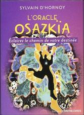 L'oracle Osazkïa, Pierres de Lumière, tarots, lithothérpie, bien-être, ésotérisme
