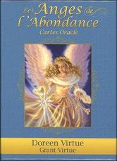 Les Anges de l'Abondance, Pierres de Lumière, tarots, lithothérpie, bien-être, ésotérisme