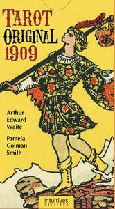 Tarot original 1909,  Pierres de Lumière, tarots, lithothérpie, bien-être, ésotérisme