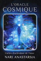 L'Oracle Cosmique , Pierres de Lumière, tarots, lithothérpie, bien-être, ésotérisme