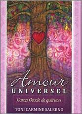 Amour universel, Pierres de Lumière, tarots, lithothérpie, bien-être, ésotérisme