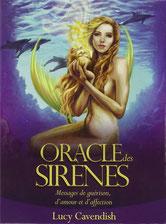 Oracle des sirènes , Pierres de Lumière, tarots, lithothérpie, bien-être, ésotérisme