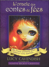 L'oracle des contes de fées, Pierres de Lumière, tarots, lithothérpie, bien-être, ésotérisme