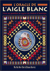 L'oracle de l'aigle blanc, Pierres de Lumière, tarots, lithothérpie, bien-être, ésotérisme