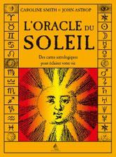 L'oracle du soleil, Pierres de Lumière, tarots, lithothérpie, bien-être, ésotérisme