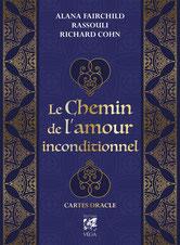 Le Chemin de l'amour inconditionnel, Pierres de Lumière, tarots, lithothérpie, bien-être, ésotérisme