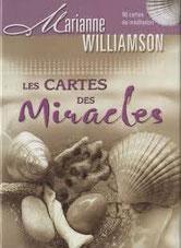 Les cartes des Miracles, Pierres de Lumière, tarots, lithothérpie, bien-être, ésotérisme