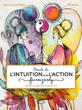 Oracle de l'intuition et de l'action,  Pierres de Lumière, tarots, lithothérpie, bien-être, ésotérisme