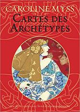 Cartes des archétypes, Pierres de Lumière, tarots, lithothérpie, bien-être, ésotérisme