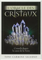 L'oracle des cristaux, Pierres de Lumière, tarots, lithothérpie, bien-être, ésotérisme, saint rémy de provence,