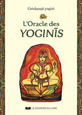 L'Oracle des yoginis,  Pierres de Lumière, tarots, lithothérpie, bien-être, ésotérisme