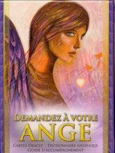 Demandez à votre ange, Pierres de Lumière, tarots, lithothérpie, bien-être, ésotérisme