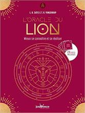 L'oracle du lion, Pierres de Lumière, tarots, lithothérpie, bien-être, ésotérisme