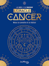 L'oracle du cancer, Pierres de Lumière, tarots, lithothérpie, bien-être, ésotérisme